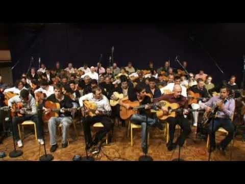 Tribute to Django Reinhardt 100th anniversary.