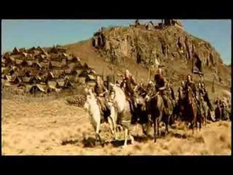 the Lord of the Rings - Into the west annie lennox