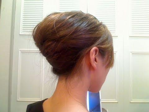 最新のヘアスタイル 結婚式髪型ハーフアップ 自分 : ... ハーフアップ編[Reupload] - YouTube