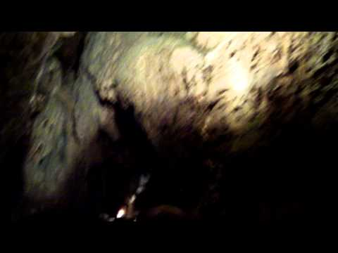 Linville Caverns - The Best Part of the Journey.MOV