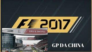 F1 2017 - GP DA CHINA AO VIVO