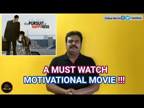 The Pursuit Of Happyness (2006) Hollywood Movie Review In Tamil By Filmi Craft