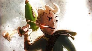 Старый новый мир  Fallout 3 //Стрим №2