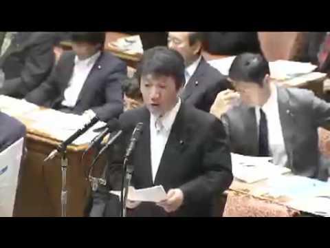 平成24年5月23日 衆院 社会保障と税の一体改革特別委・茂木敏充(自民) - YouTube