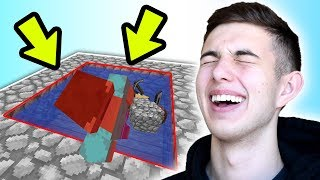 THE ULTIMATE MINECRAFT NOOB in SKYWARS | Minecraft Adventures