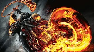 GHOST RIDER ACTION SCENES IN HINDI