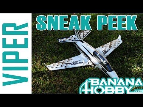 Viper BlitzRCWorks | Sneak Peek | EDF Fighter Jet