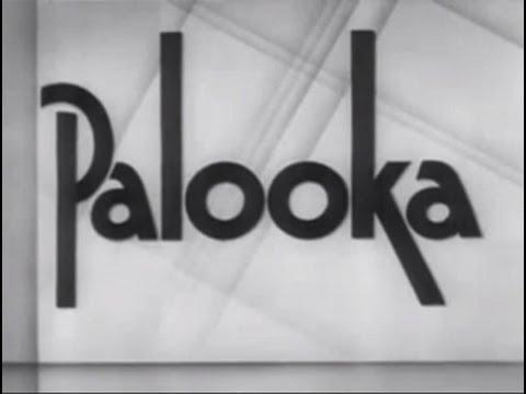 Palooka (1934) [Comedy]