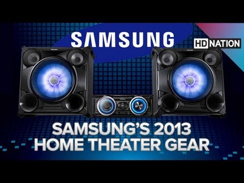 Samsung Ships 2013 HDTVs: F8000 LEDs. F8500 Plasmas. Smart Evolution Kits! 4K Update: 85-inch S9
