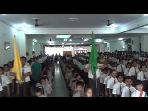 Jan Gan Man By Children Care School  6 May 2013 video