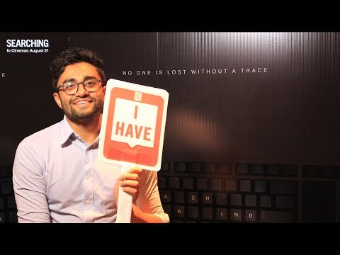 SEARCHING | Never Have I Ever By Director Aneesh Chaganty | In Cinemas August 31