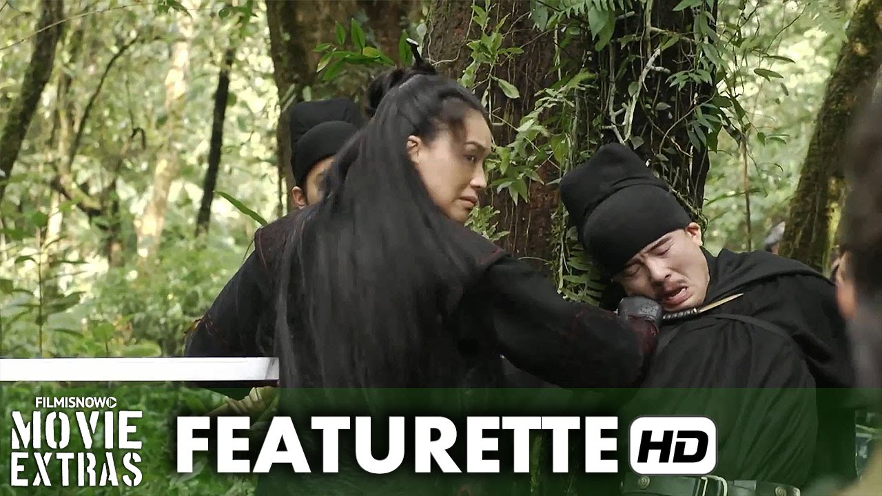 The Assassin (2016) Featurette - Behind the Scenes: Making of Director