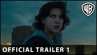 Godzilla II: King of the Monsters - Official Trailer 1