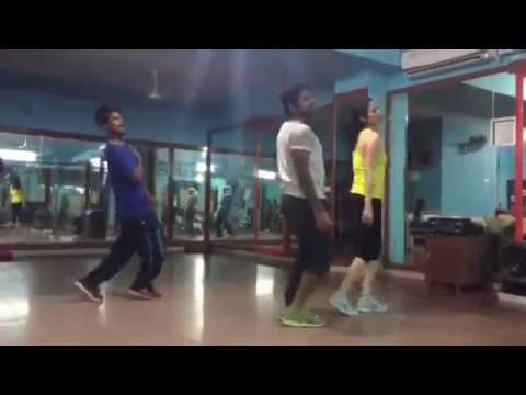 Shekar master and sada dance practise for dhee Jodi thumbnail