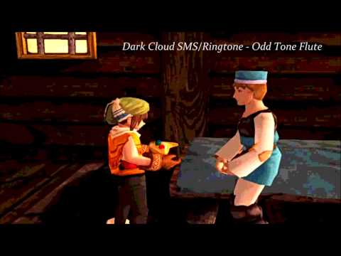 Dark Cloud SMS/Ringtone - Odd Tone Flute (HQ/HD) FREE DOWNLOAD