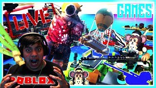 🔴ROBLOX LIVE STREAM WITH FANS!!(CAN YOU BEAT ME229