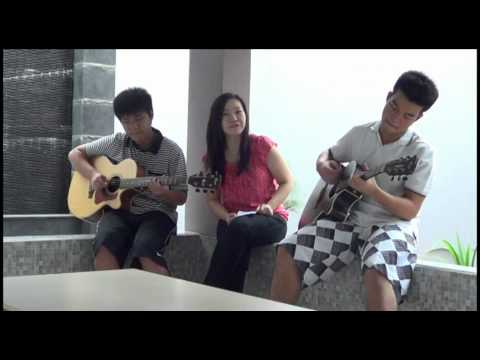 Lord You Are Good & I Am A Friend Of God - Israel Houghton (cover) ~ Acoustic Junior video