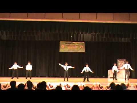Bam Bam Bole Dance at Hindi Montgomery School on 9th June 2013...