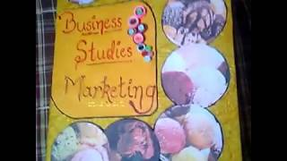 Business Studies Class 12 CBSE Project on Marketing Management of Ice-cream
