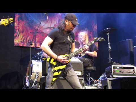 Stryper - Always There For You (SOUND CHECK at Circo Voador - Rio de Janeiro - 14/12/2014)
