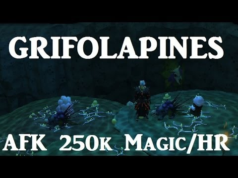 Grifolapines – FREE + AFK 250K Magic/Defence per hour [Runescape 2014]
