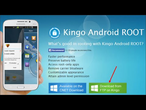 Android root exe download