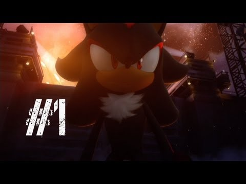 Sonic The Hedgehog (2006) - Shadows Story - Part 1 - INTRO HD...