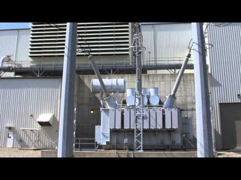 Duke Energy Power Plant Tour