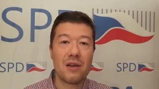 Tomio Okamura: Primitivní protinárodní propaganda