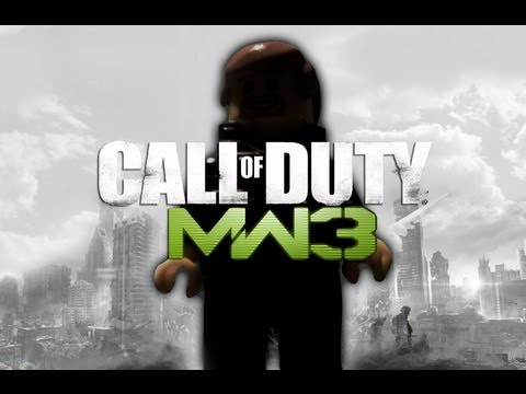 LEGO MW3- The Good, The Bad, and The Noob Music Videos
