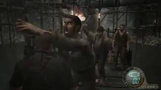 Resident Evil 4 Capitulo  2-1