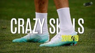 Crazy Football Skills 2018/19 ● Skills Mix || HD