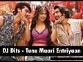 Download Tune Maari Entriyaan Song Gunday - DJ Dits Club Remix MP3 song and Music Video