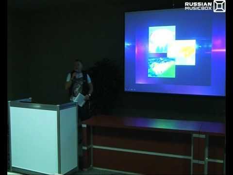 ПРЕЗЕНТАЦИЯ RUSSIAN MUSICBOX НА ВЫСТАВКЕ CSTB 2011