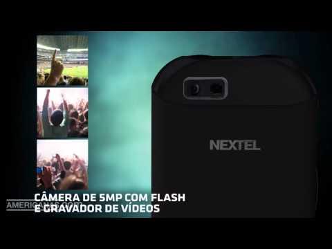 Nextel Motorola Titanium Android 2.1 TouchScreen QWERTY Wi-Fi GPS Câm 5MP 8GB | Americanas.com