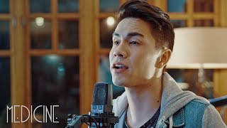 Download Lagu Medicine (Kelly Clarkson) - Sam Tsui Cover ft. Jason Pitts Gratis STAFABAND