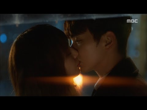 [I Am Not a Robot]로봇이 아니야ep.11,12Seung Ho × Soo Bin, romantic kiss in umbrella�1221