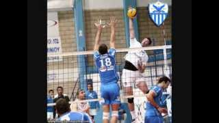 ANORTHOSIS Volley Champions 2010-11
