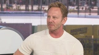 Comic-Con 2019: Ian Ziering on How Beverly Hills, 90210 Revival Will Honor Luke Perry (Exclusive)