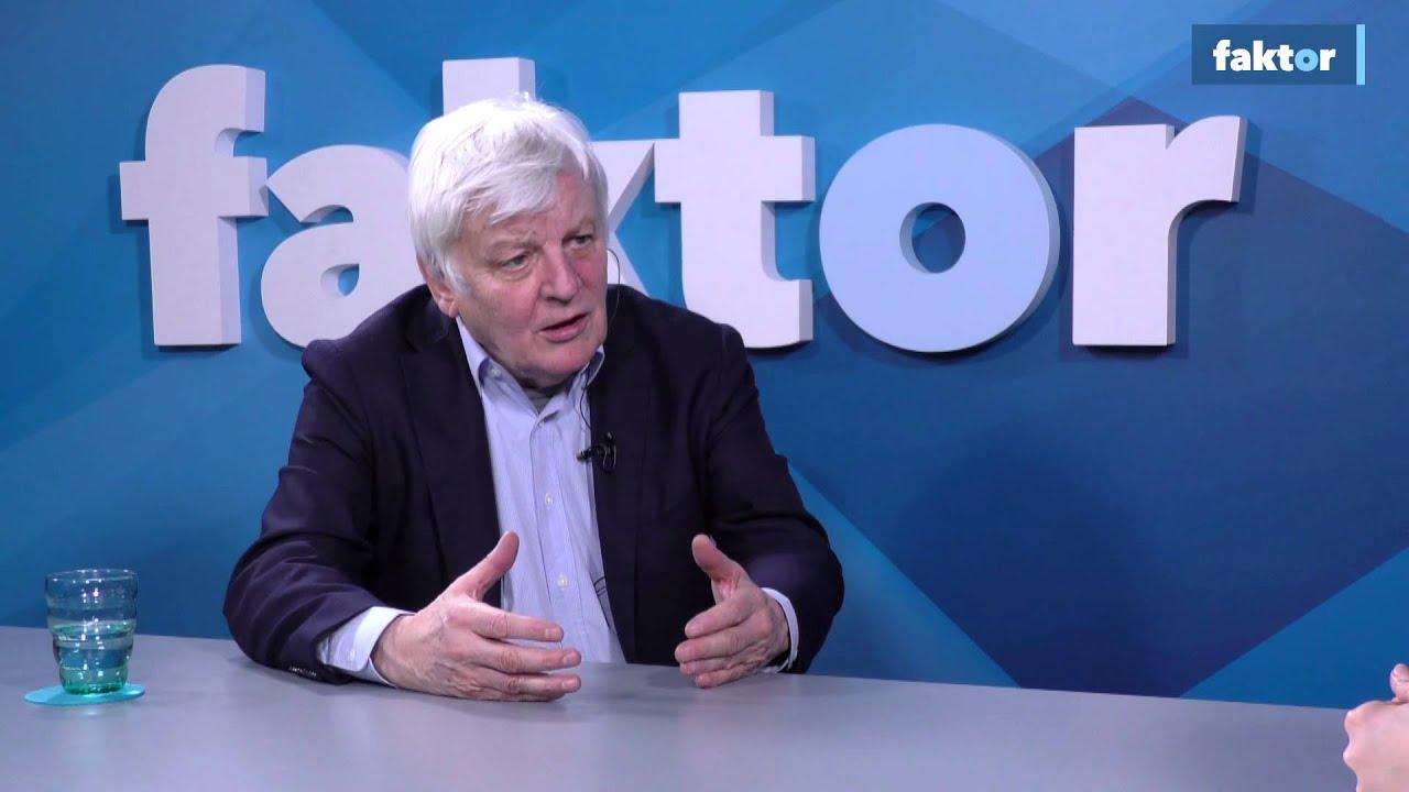 A Faktor TV vendége a kétszeres Oscar-díjas Jacques Perrin