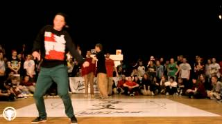 Juste Debout Russia 2014 | Hip-Hop | Selection Part2