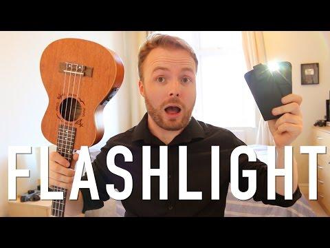 Flashlight - Jessie J (Ukulele Tutorial)