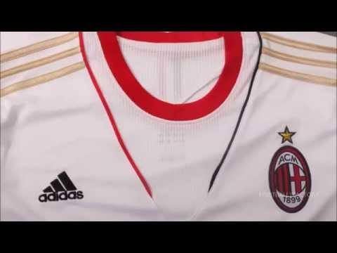 AC Milan - Home & Away Kit 2013/14