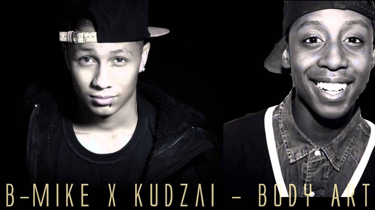 body art - b-mike feat kudzai