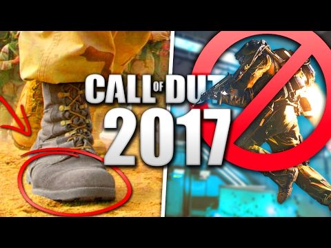 CALL OF DUTY 2017 - What We Know So Far!