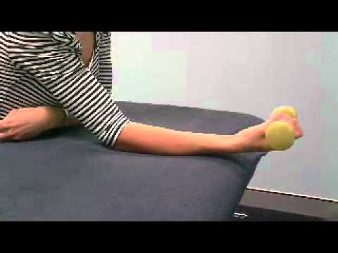 tennis elbow physiotherapy exercises pdf