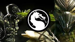 REPTILE TRAILER: Mortal Kombat X (1080p/60fps)
