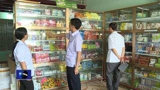 Nhiều sai phạm trong hoạt động kinh doanh thuốc tân dược và thực phẩm chức năng tại huyện Thiệu Hóa