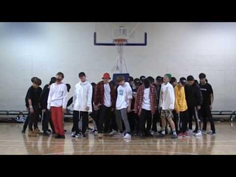 BTS 'Not Today' mirrored Dance Practice