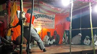 Jaunpur ki famous Nautanki Malik Vishwanath Prajapati Rajan Sangeet Kala party khuthan(NOUTANKI)